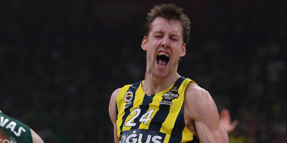 «Барселона» хочет подписать MVP минувшего сезона Евролиги