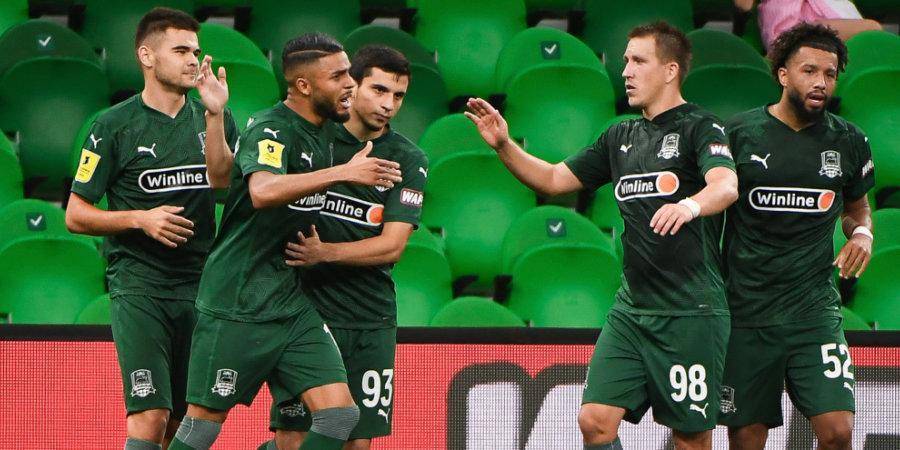«Краснодар» сыграет с «Бенфикой» или ПАОК в раунде плей-офф квалификации ЛЧ