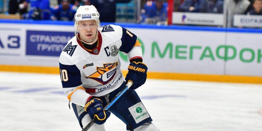 Мозякин, Еременко и другие свободные агенты КХЛ, оставшиеся в своих клубах