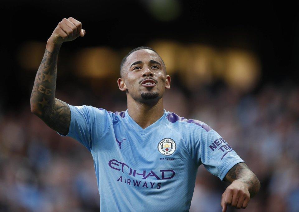 «Манчестер Сити» в гостях одержал победу над «Эвертоном»