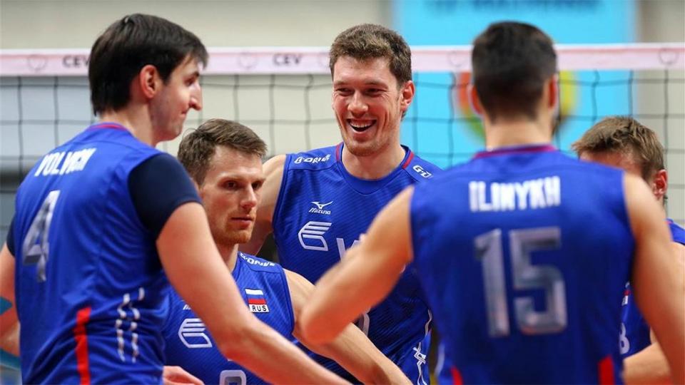 Россияне одержали шестую победу в Лиге наций