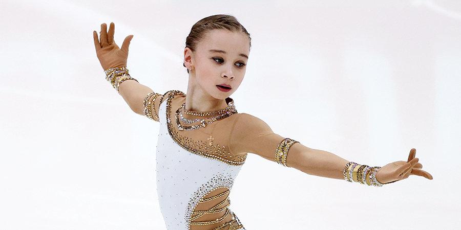 Академия Плющенко ставит новую программу Жилиной (фото)