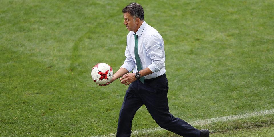 Тренер сборной Мексики: «Везде в России чувствовали себя как дома. А к 2018 году подготовимся лучше»