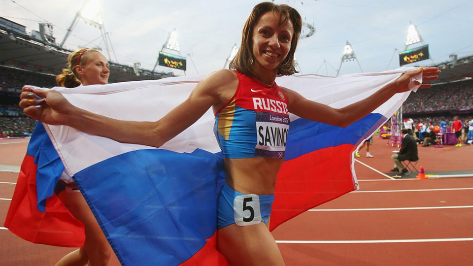 Россиянку Савинову лишили олимпийского золота