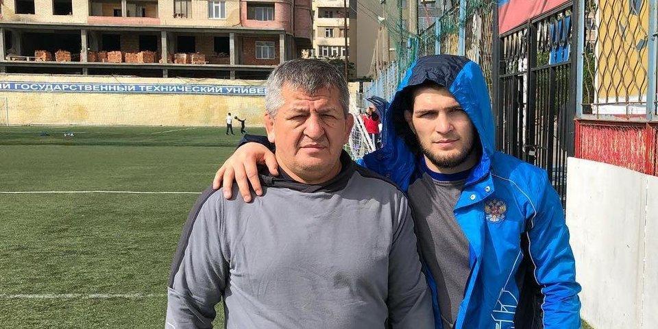 Сборная России из бойцов ММА, которые реально умеют играть в футбол