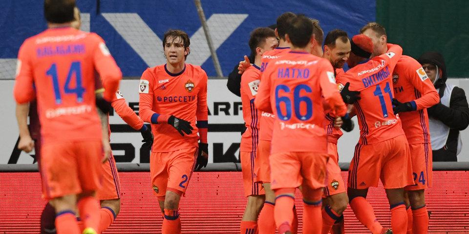 Вернблум принес ЦСКА победу в Казани. Гол и лучшие моменты