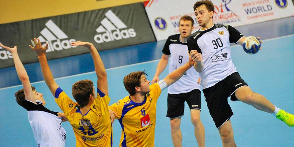 Российские гандболисты стали шестыми на чемпионате мира