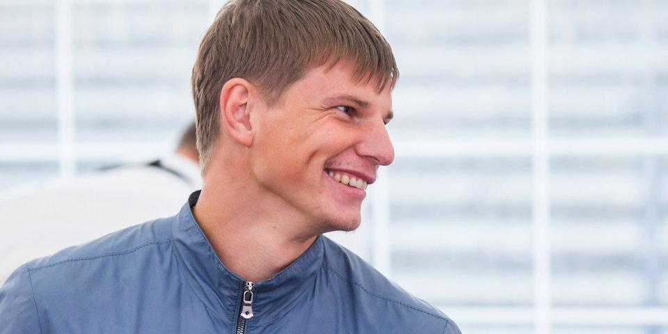 Аршавин стал сотрудником «Зенита»