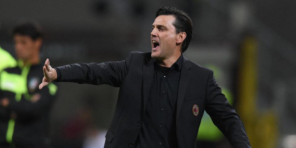 «Милан» может вернуть Монтеллу на пост главного тренера