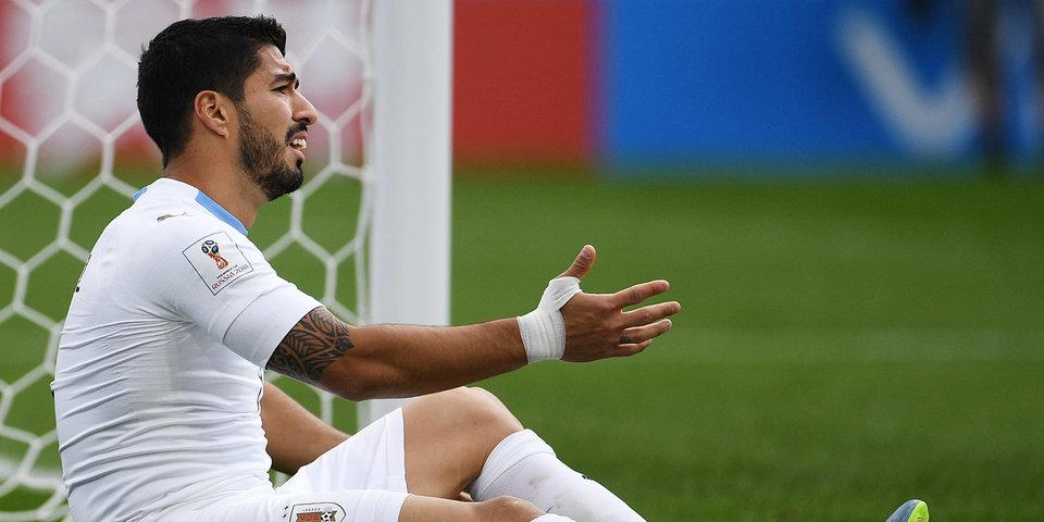 Оскар Табарес: «Суарес провел не лучший матч с Египтом, но у него хороший потенциал»