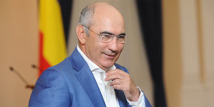Александр Гацкан: «Бердыев — лучший тренер в РПЛ из тех, с кем я работал»