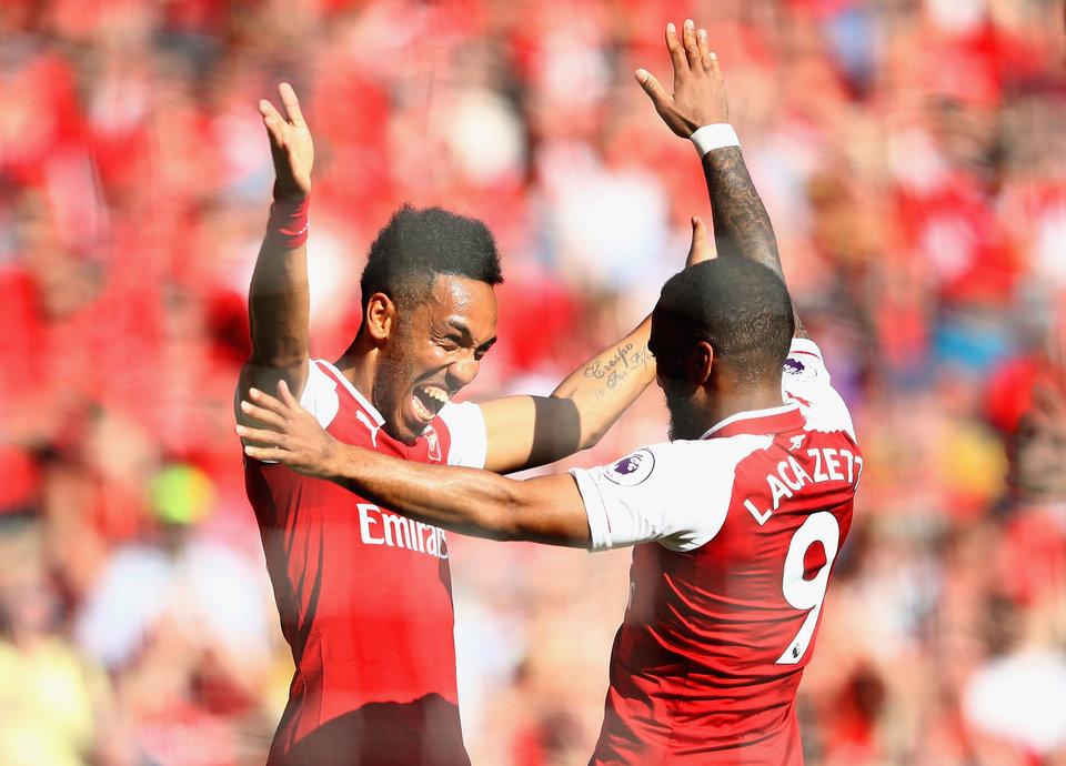Эмманюэль Адебайор: «Не удивлюсь, если Лаказетт и Обамейанг покинут «Арсенал» летом»