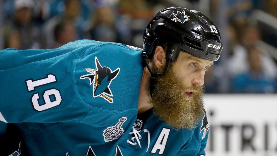 Торнтон вышел на 19-е место в истории по сыгранным матчам в НХЛ