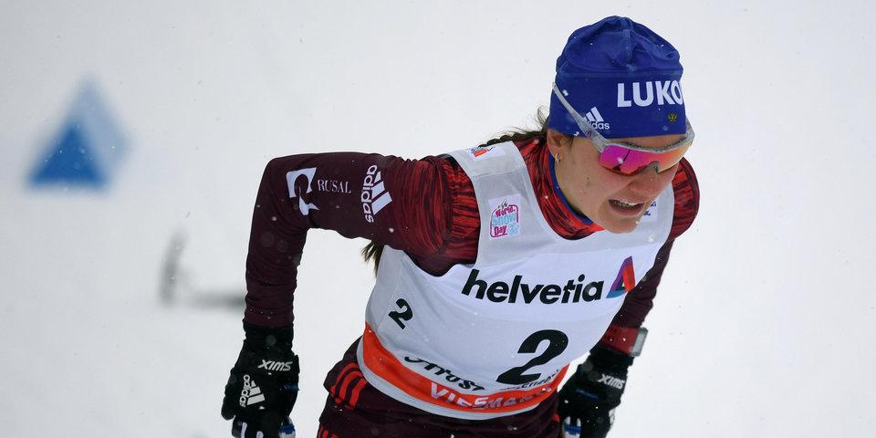 Анастасия Седова: «После «Тур де Ски» эмоции положительные от того, что все закончилось»