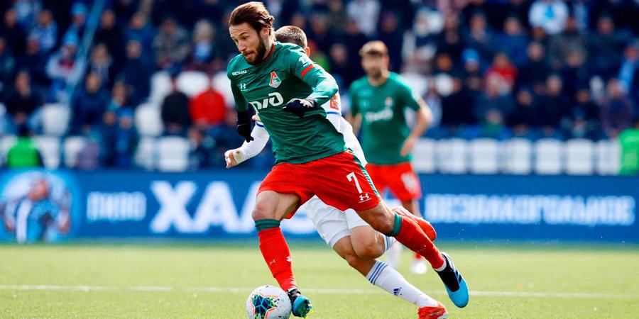 Пять мячей в Оренбурге и победа «Локомотива». Видео голов