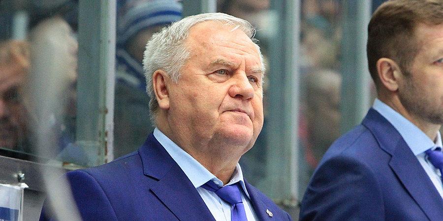 Владимир Крикунов: «Перед третьим периодом предупредил, что «Куньлунь» всегда играет до конца»