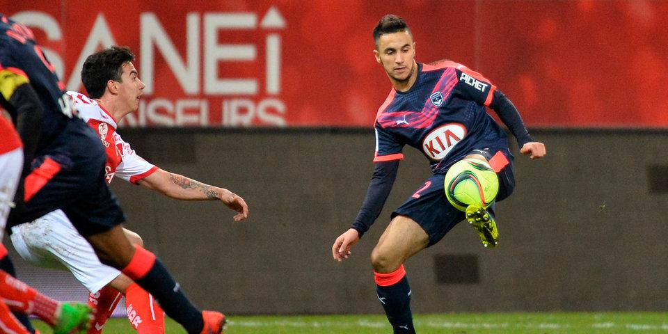 Полузащитник «Бордо» отказал «Зениту» ради «Наполи»