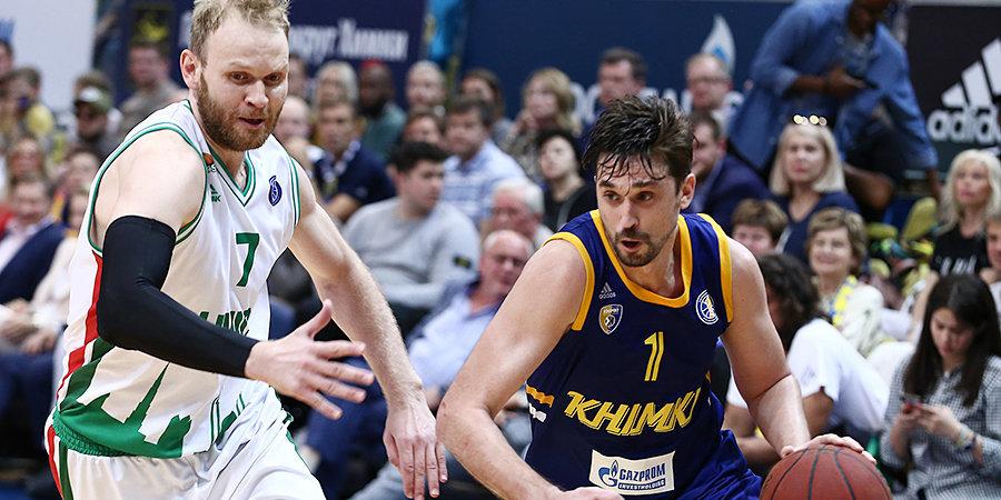 «Мало кто может остановить Шведа». MVP Единой лиги уничтожает УНИКС на глазах у Мозгова