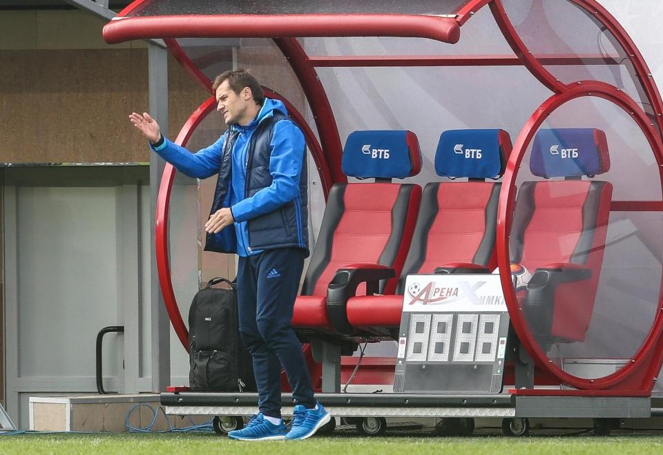 Дмитрий Кириченко: «В «Ростове» строится новая команда»