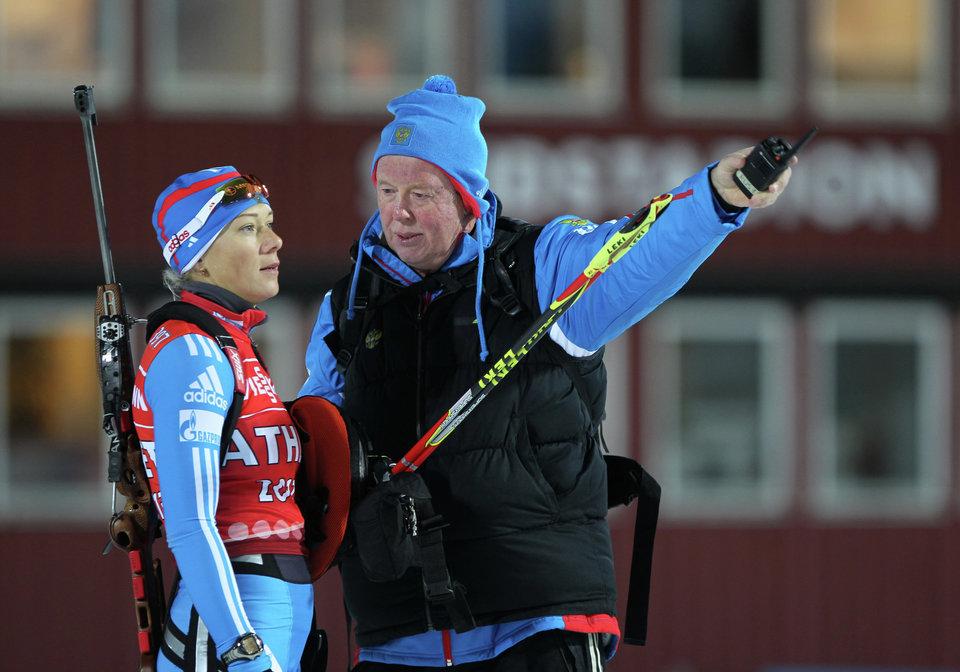 «В этом замешано много политики». Пихлер объяснил допинговые дела российских биатлонисток