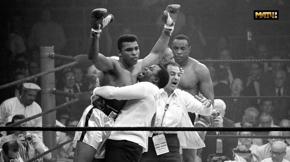 Назад в 60-е, когда Мохаммед Али был Кассиусом Клеем. Что было в премьерном выпуске «Легенд бокса с Владимиром Познером»