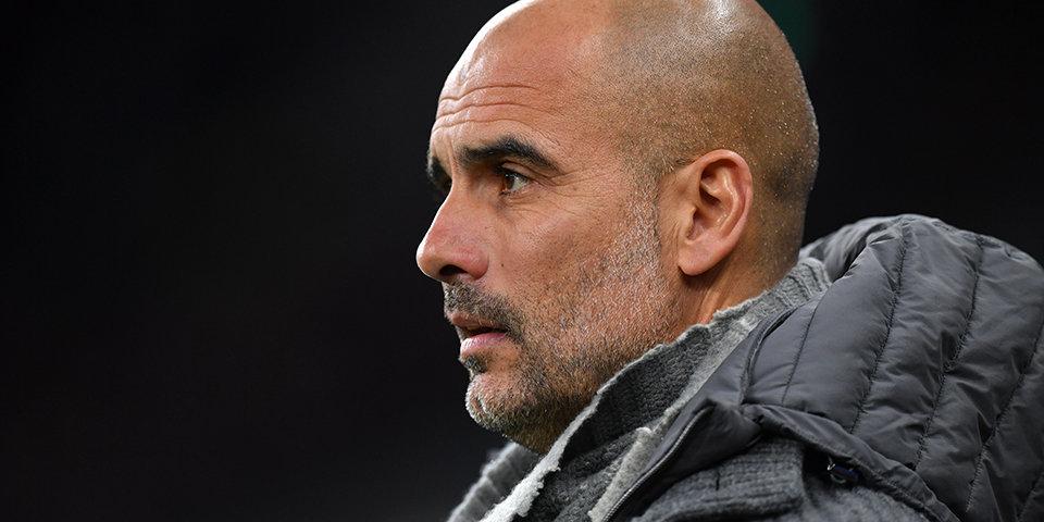 Хосеп Гвардиола: «Не согласен, что «Манчестер Сити» провел плохой матч против «Тоттенхэма»