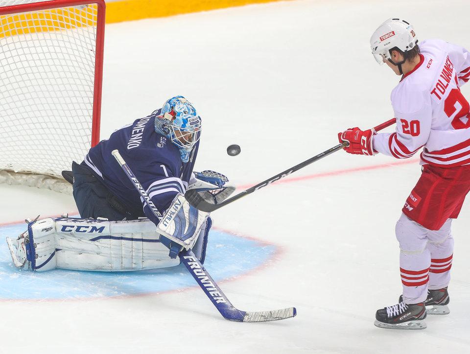 «Нэшвилл» подтвердил переход форварда из КХЛ