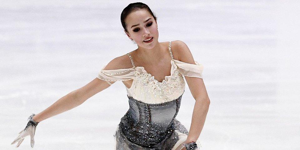 Алина Загитова: «Я все себе доказала после победы на Олимпийских играх»