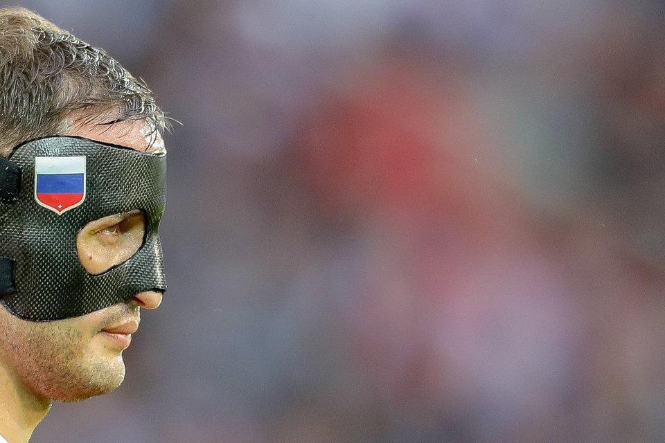 Федор Кудряшов: «Не сказал бы, что Роналду самый сильный футболист, против которого я играл»