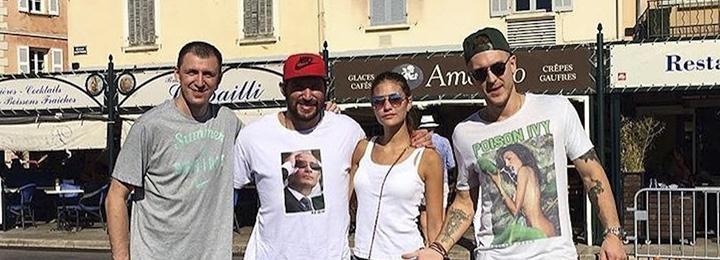 Фридзон ныряет с Овечкиным в Сан-Тропе, Теодосич и Де Коло выходят на Олимпиаду. Как баскетболисты проводят лето