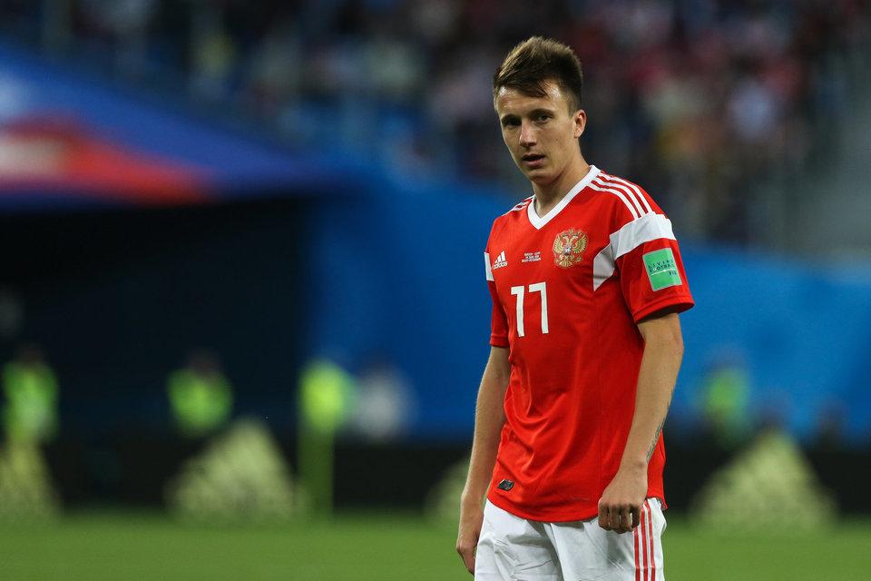 Александр Тарханов: «У Головина нет игрового тонуса»