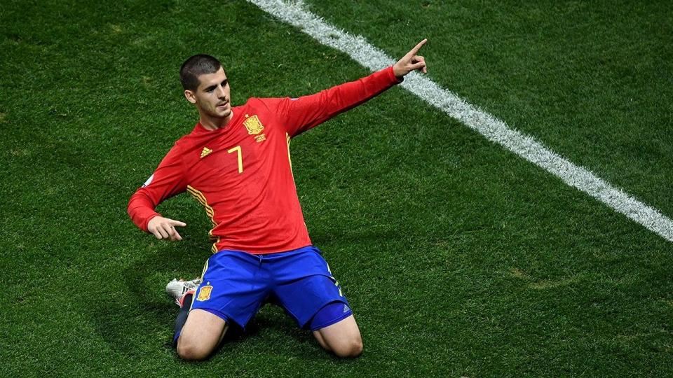 «Реал» не стал продавать Морату в Англию за 60 миллионов евро