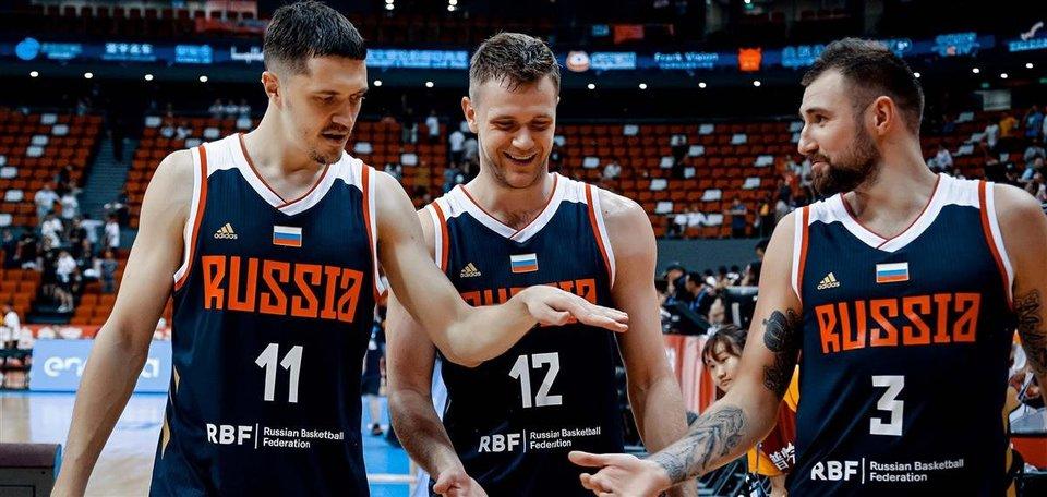 ФИБА показала лучшие моменты сборной России на групповом этапе ЧМ