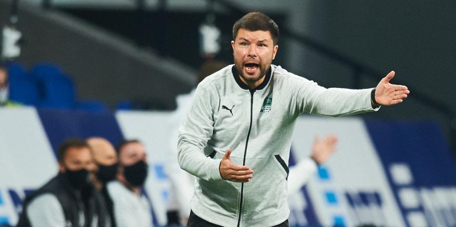 Максим Деменко: «Трех дней для подготовки к игре в Лиге чемпионов достаточно «Краснодару»