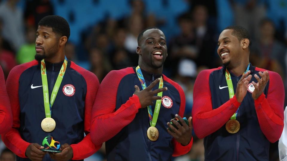 Звезды НБА могут пропустить Олимпиаду в Токио