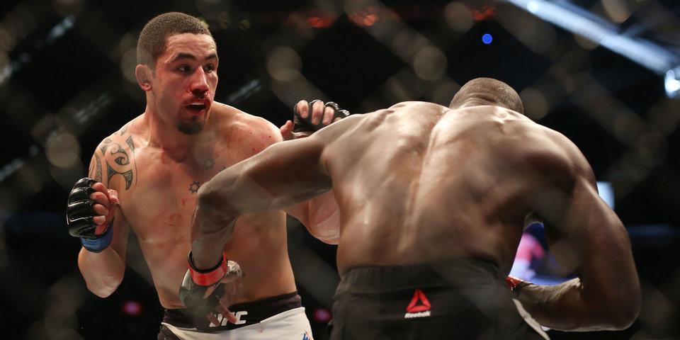 Боец UFC признан спортсменом года по версии журнала GQ