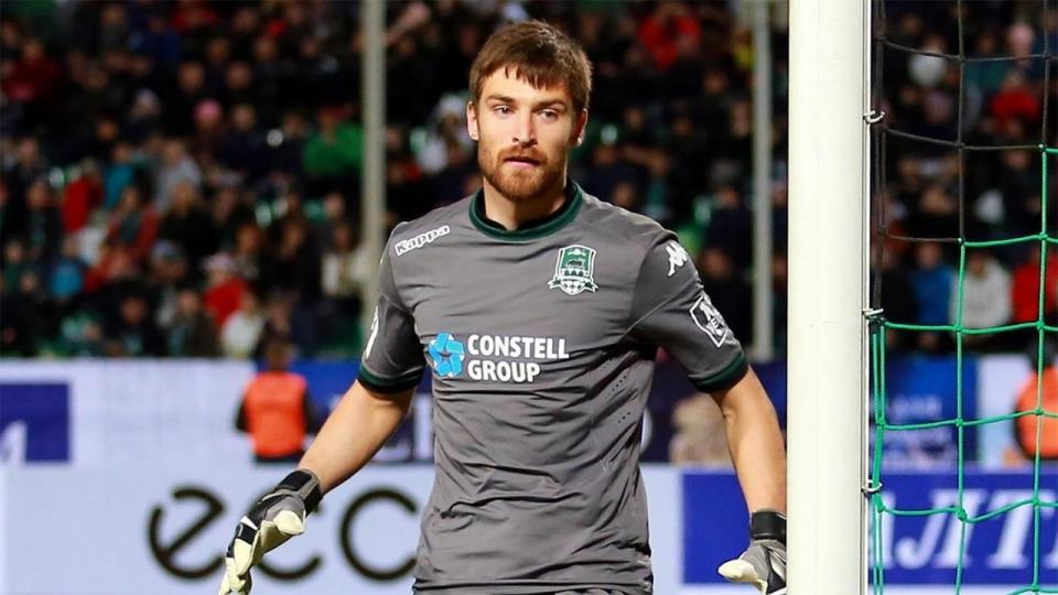 Крицюк заявил, что сначала не хотел переходить в «Краснодар»