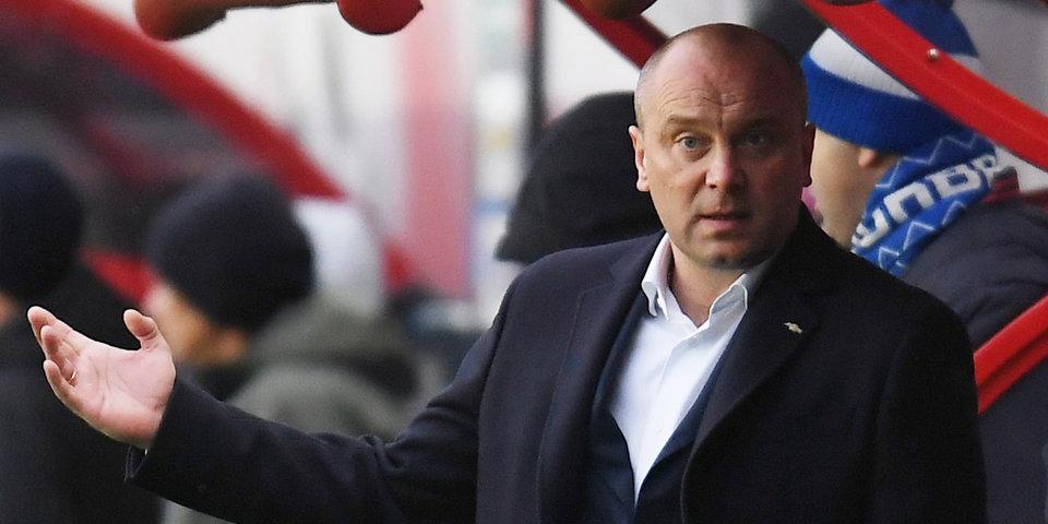 «Динамо» продлило контракты с Хохловым и его помощниками