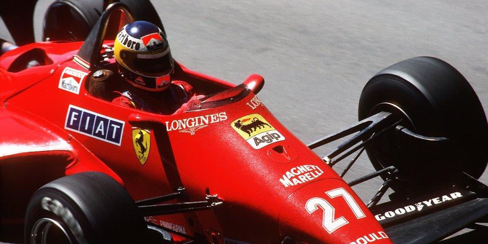Последняя надежда Италии. Он должен был стать чемпионом за рулем «Феррари», но погиб на испытаниях немецкой машины