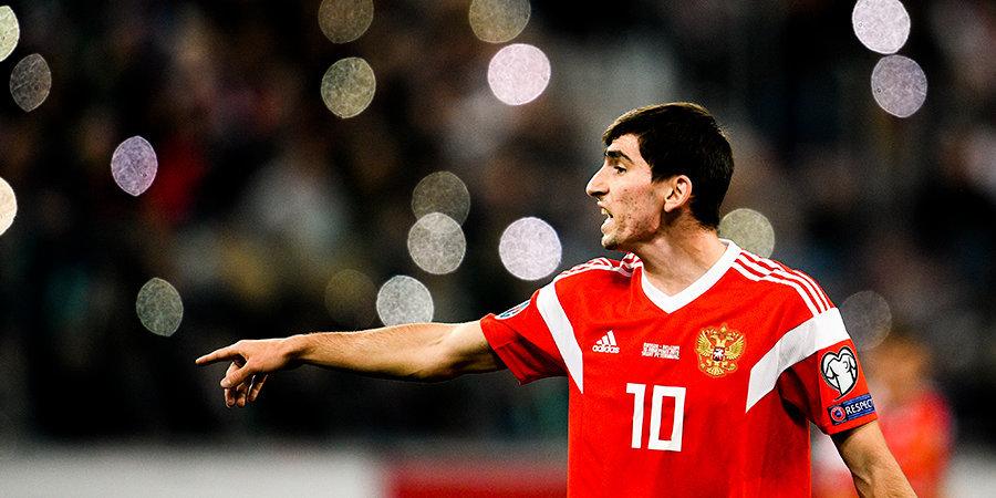 Зелимхан Бакаев вызван в сборную России