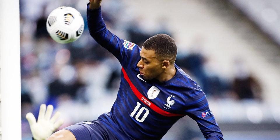 Мбаппе сможет помочь сборной Франции в игре со Швецией