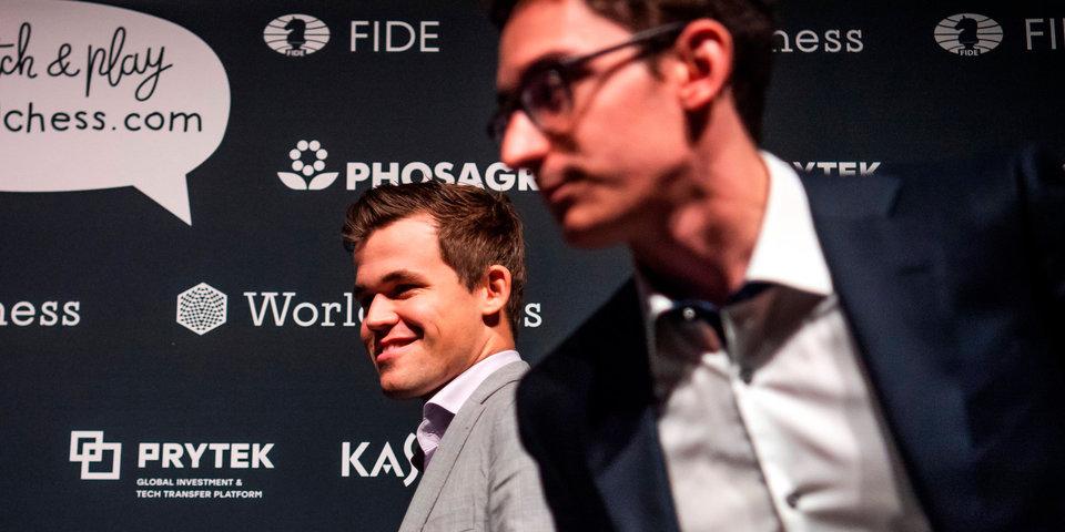 Карлсен защитил титул чемпиона мира, не оставив Каруане шансов. Как это было