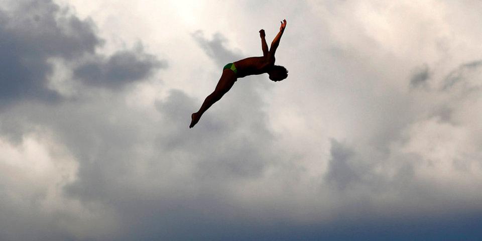 Красота спорта. Избранные фото Сергея Киврина