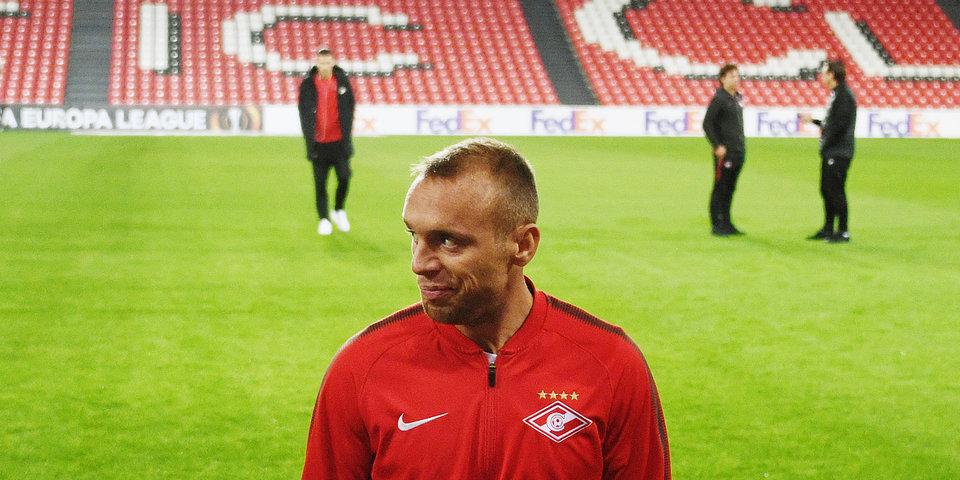 Глушаков – Тихонову: «Вас ждет большое тренерское будущее»