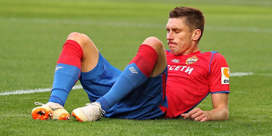 Гендиректор ЦСКА – о Набабкине: «Нам импонирует его отношение к делу»