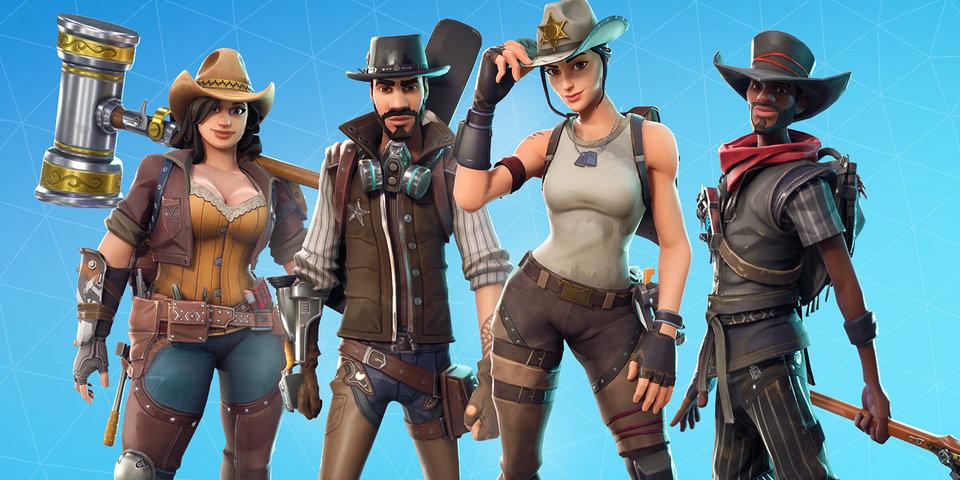 FaZe Clan подписала пятерых игроков в Fortnite