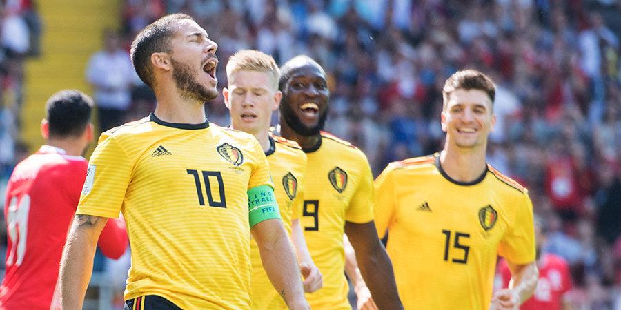 Сборная Бельгии ожидает Азара, несмотря на положительный тест игрока на COVID-19