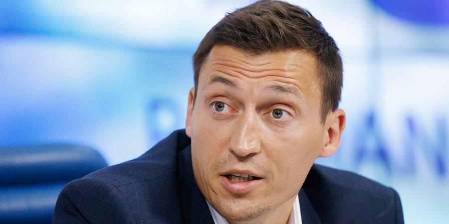 Александр Легков: «Когда Устюгов в хорошей форме - рядом никого нет»