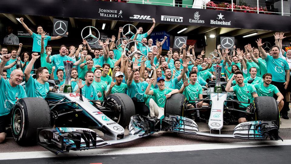 Глава «Мерседеса» заявил, что команда не покинет «Формулу-1» в 2021 году