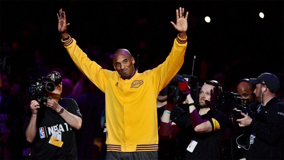 Создана петиция с призывом изменить логотип НБА в честь Брайанта